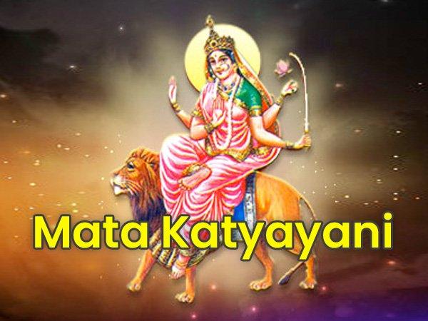 Dia 6 de Navratri 2020: coneixeu la deessa Katyayani, Puja Vidhi i la seva importància