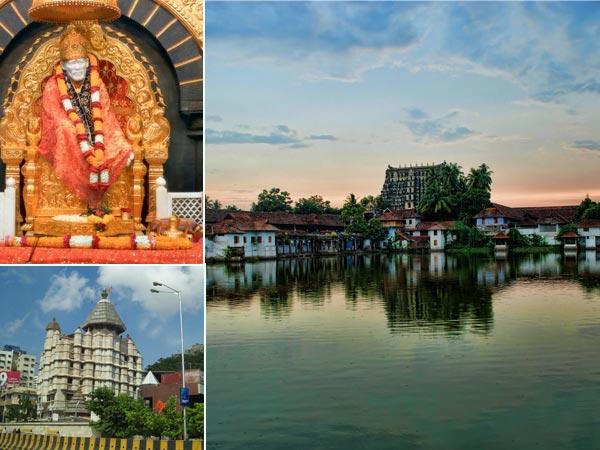 भारत में शीर्ष 5 सबसे अमीर मंदिर
