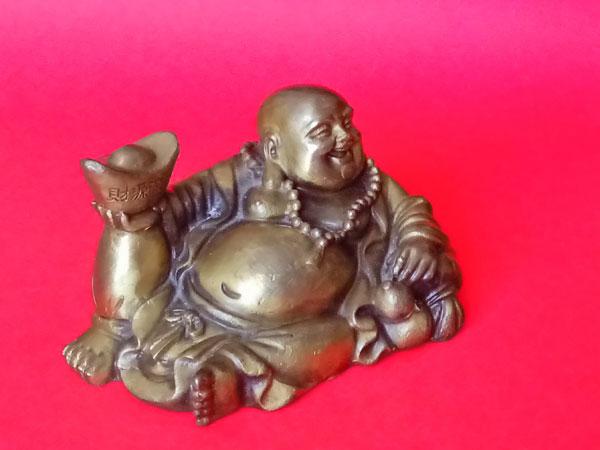 6 typer af latter Buddha til 6 forskellige ønsker