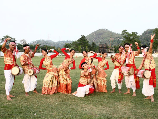 रोंगाली बिहु: असमिया महोत्सव