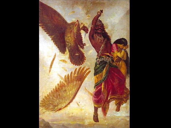 იყო ქალღმერთი სიტა რავანის ქალიშვილი?