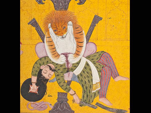 Dašavatar: Deset avatarjev Gospoda Višnuja