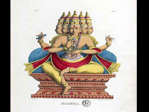 Γιατί δεν λατρεύεται το Brahma;
