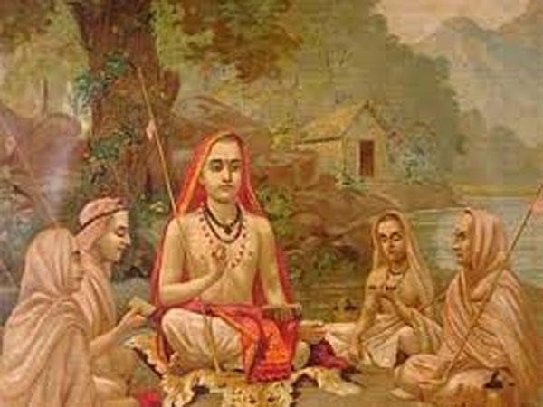 Adi Shankaracharya Jayanti - Dejstva o Guruju Shankaracharyi